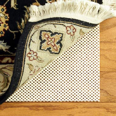 Non-slip Rug Pad for Floors (8'10 x 11'10)