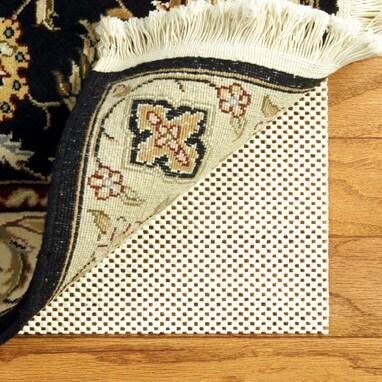Non-slip Rug Pad for Floors (7'10 x 10'10)