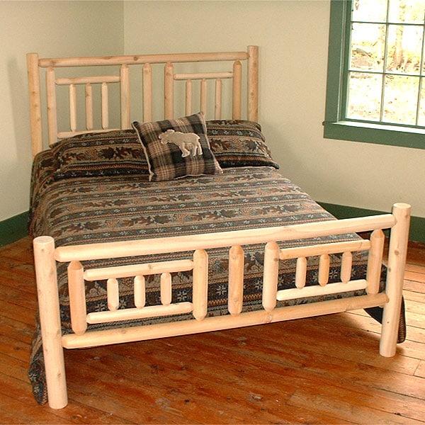 Log Beds Queen Size