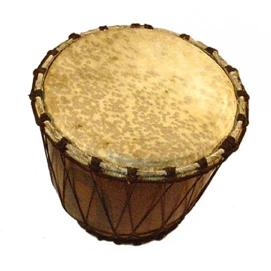 Medium Djembe Drum (Ghana)
