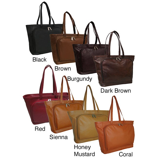 Oliver & James Amerileather Cosmopolitan Leather Tote Bag at Sears.com