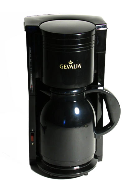 Descaling Gevalia Coffee Maker : Gevalia 8-cup Black Thermal Carafe Coffee Maker - Overstock Shopping - Great Deals on Gevalia ...