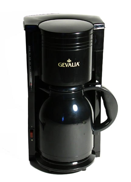 Gevalia Coffee Maker Offers : Gevalia 8-cup Black Thermal Carafe Coffee Maker - Overstock Shopping - Great Deals on Gevalia ...