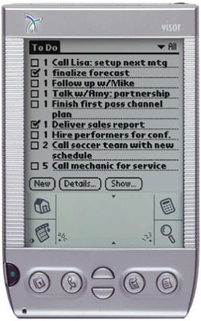 Handspring Visor Pro 16MB PDA