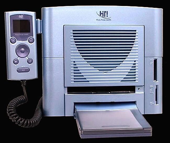 HiTi 640PS Photo Printer