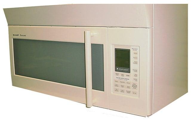 Sharp Touchscreen Microwave (Refurbished)