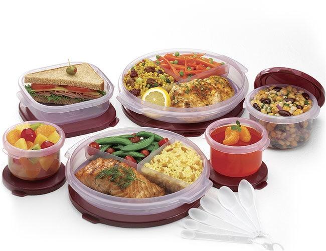 Superseal 20-piece Food Saver Set