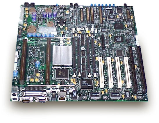 Intel 440BX Dual Slot1 Motherboard