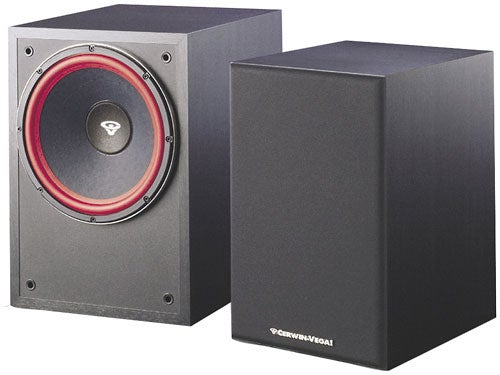 Cerwin Vega LW15 15-in. Front Firing Powered Subwoofer