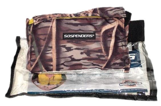 Sospenders PFD Life Jackets Inflatable Waist Belt