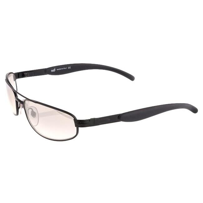 Persol Black Narrow Lens Sunglasses