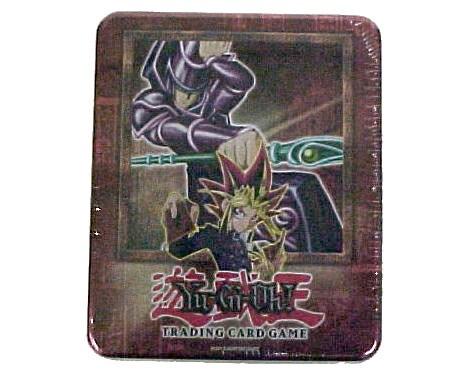 Yu-Gi-Oh 2002 Dark Magician Tin