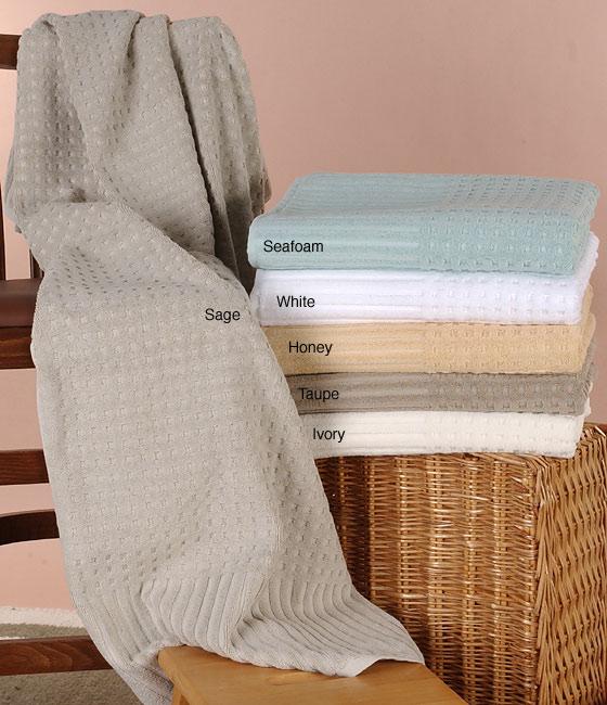 Spa Egyptian Cotton Oversized Bath Towels (Set of 2)