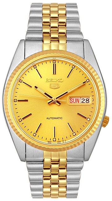 Seiko Men's Two-tone Automatic Day/ Date Watch