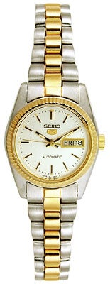 Seiko Women's Two-tone Automatic Day/ Date Watch