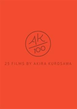 AK 100: 25 Films by Akira Kurosawa Box Set w/ book - Criterion Collection (DVD)