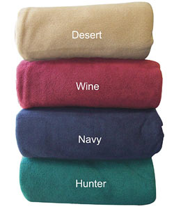 Heavy-Weight Fleece Blanket