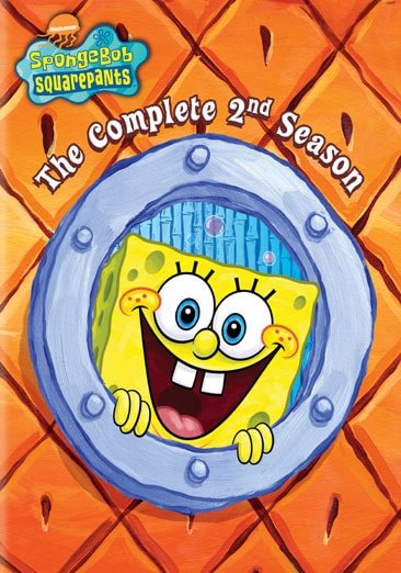 Spongebob Squarepants   The Complete 2nd Season (DVD)