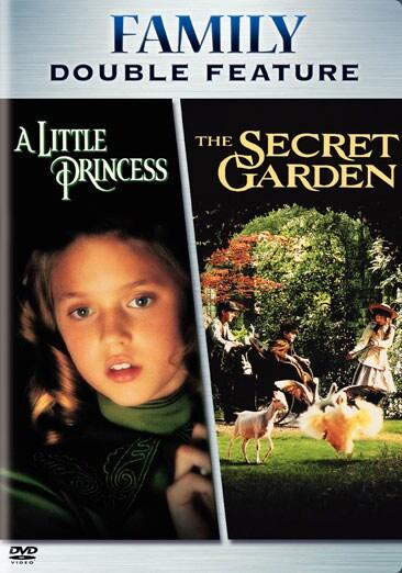 Little Princess / Secret Garden 2 Pack   DBFE (DVD)
