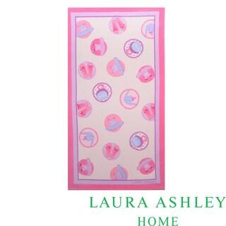 Laura Ashley Ballet Cotton Beach Towel