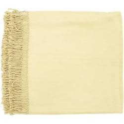 Legendary Woven Bamboo Cotton Throw