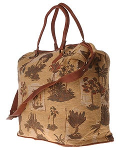 Lavive Women's Carry-On Palm Tree Bag