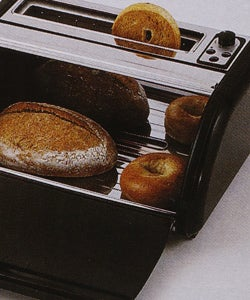 Westinghouse WST3000  ToasterBox Toaster/Breadbox Combo