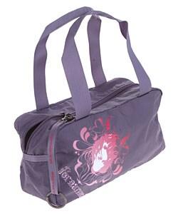 Fornarina Purple Eve Handbag