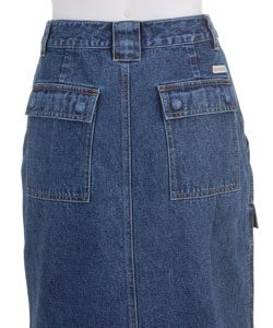 browning plus size denim cargo skirt overstock shopping