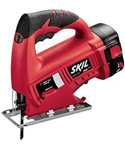 Skil 14.4 Volt Cordless Drill and Jigsaw Combo (Refurbished)