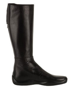 prada taupe bag - Prada Sport Women's Leather Knee Boots - 10534874 - Overstock.com ...