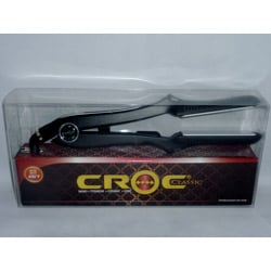 Turboion Croc Ceramic Regular 1.5-inch Flat Iron