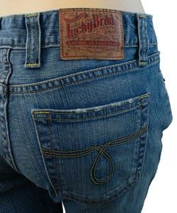 Womens Lucky Brand Jeans