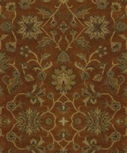 Camelot Collection Wool Runner Rug (3' x 12')