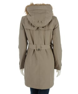 Esprit Women's Long Wrap Stadium Storm Coat