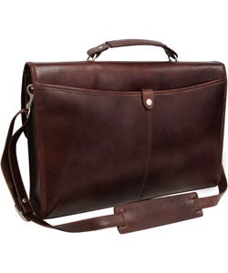 APC Leather Executive Briefcase