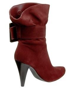 Jessica Simpson Makan Women's Short Buckle Boot