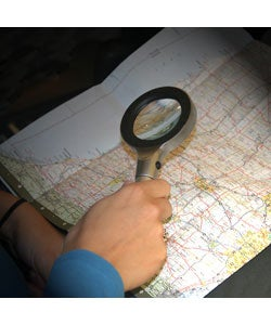 8-inch LED Magnifying Glass