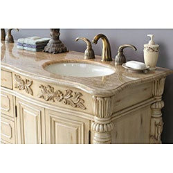 Alejandra 67-inch Double Sink Bathroom Vanity