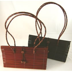 Bamboo Clutch Bag (Thailand)