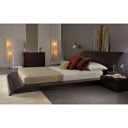 waverly modern 4 piece king size bedroom set 11286064