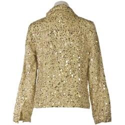 Sandy Starkman Missy Women's Sequined Jacket