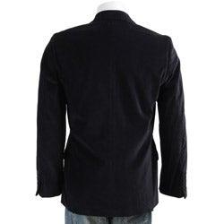Michael Kors Men's 2-button Velvet Jacket