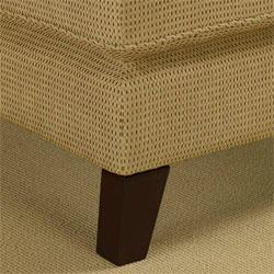 Gold Slipper Chair