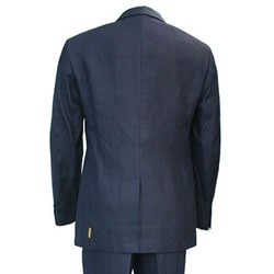 Armani Men's Three-button Hemp Suit