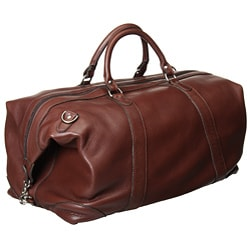 Korchmar Leather Duffle Bag