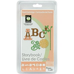 Cricut Storybook Cartridge