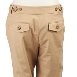 Rafaella Women's Classic Fit Pants