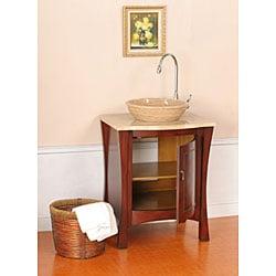Douglas 26 Inch Single Sink Bathroom Vanity Overstock Shopping Great Deals On Virtuu