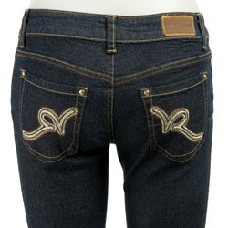 Rocawear Women's Skinny Leg Stretch Jeans